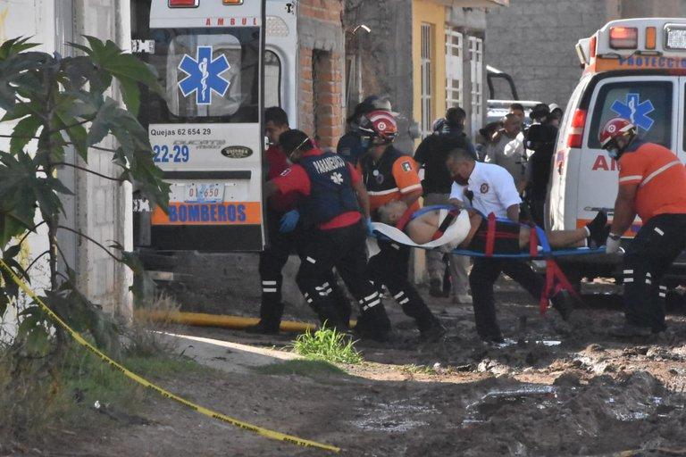 Uno de los heridos por el ataque a Centro de Rehabilitación en Guanajuato
