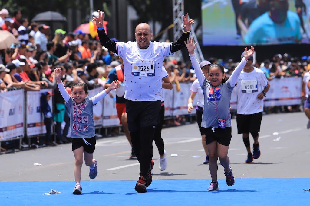 Cancelan maratón para proteger participantes y sus familias
