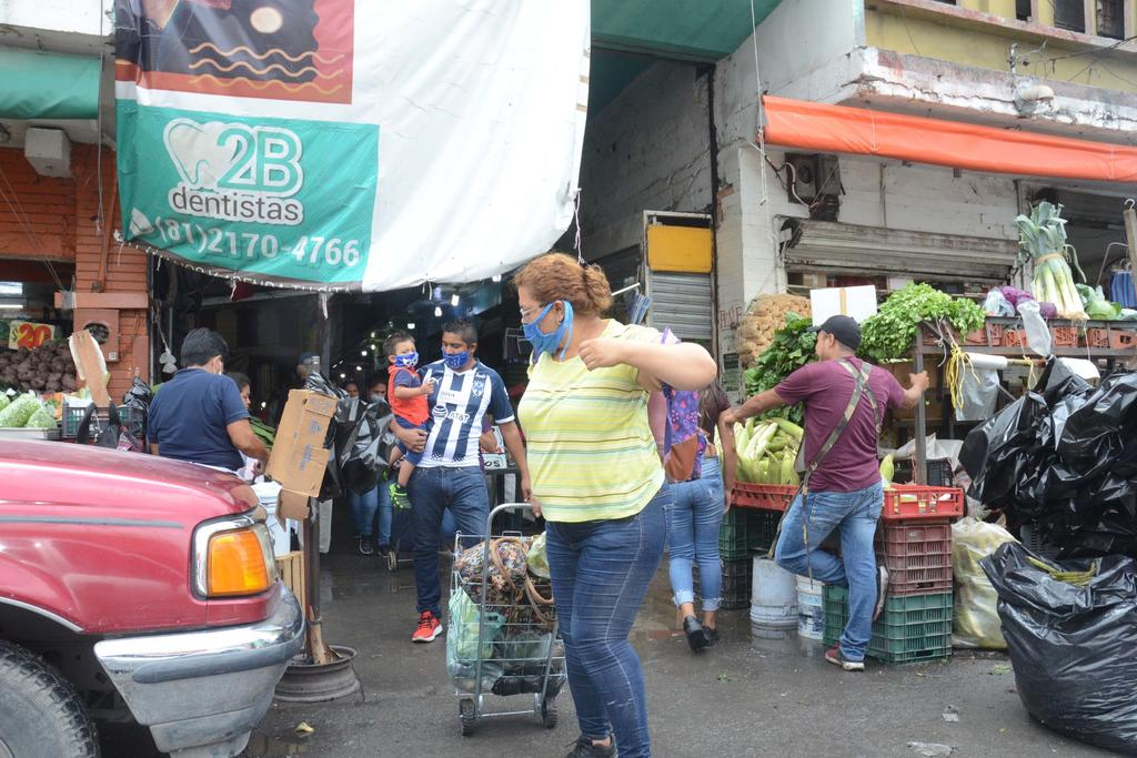 Solo compra de alimentos y medicinas entre las actividades que podrán realizar en Nuevo León