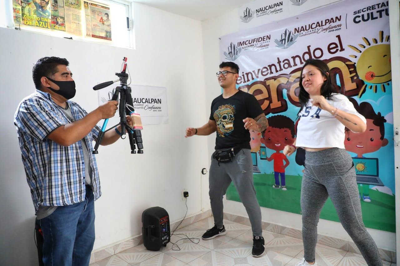 Curso de verano virtual en Naucalpan