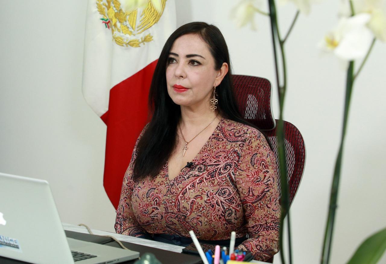 La alcaldesa Patricia Durán Reveles agradece la aportación de las iglesias