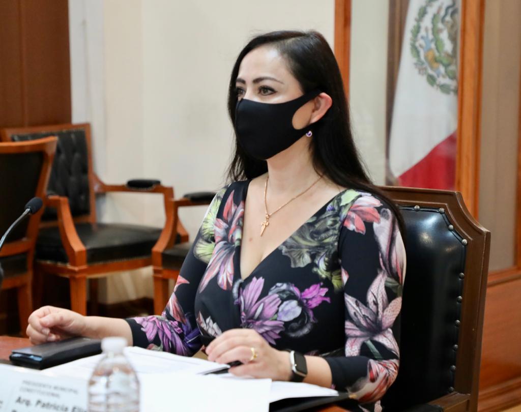 La alcaldesa Patricia Durán prepara reapertura de actividades del Ayuntamiento de Naucalpan