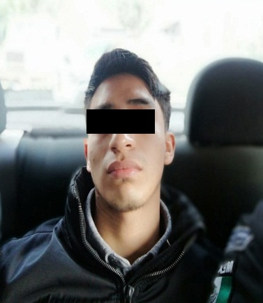 Uno de los detenidos por portar armas