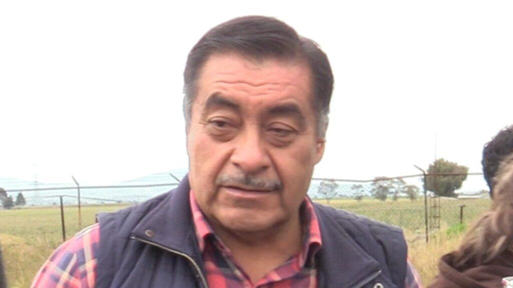 Luis Maya Doro, alcalde de Almoloya de Juárez