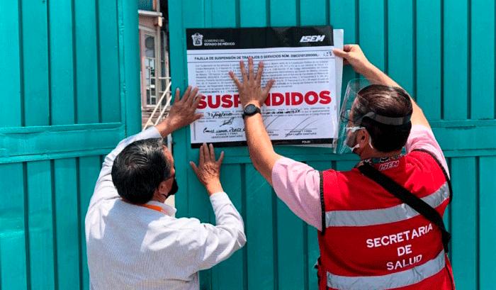 CCEM pide identificar a los verificadores del Estado de México