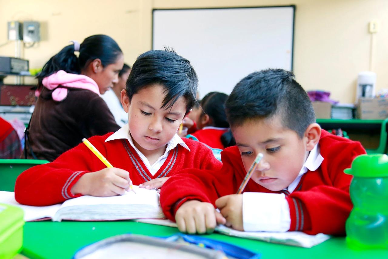 Inicia calendario escolar en el Estado de México