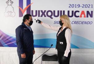 Medidas restrictivas en Huixquilucan en reapertura de gimnasios y cines
