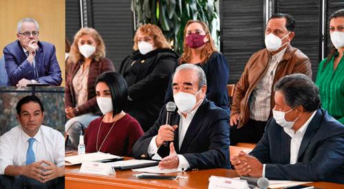 Discuten nueva ley electoral en el Estado de México