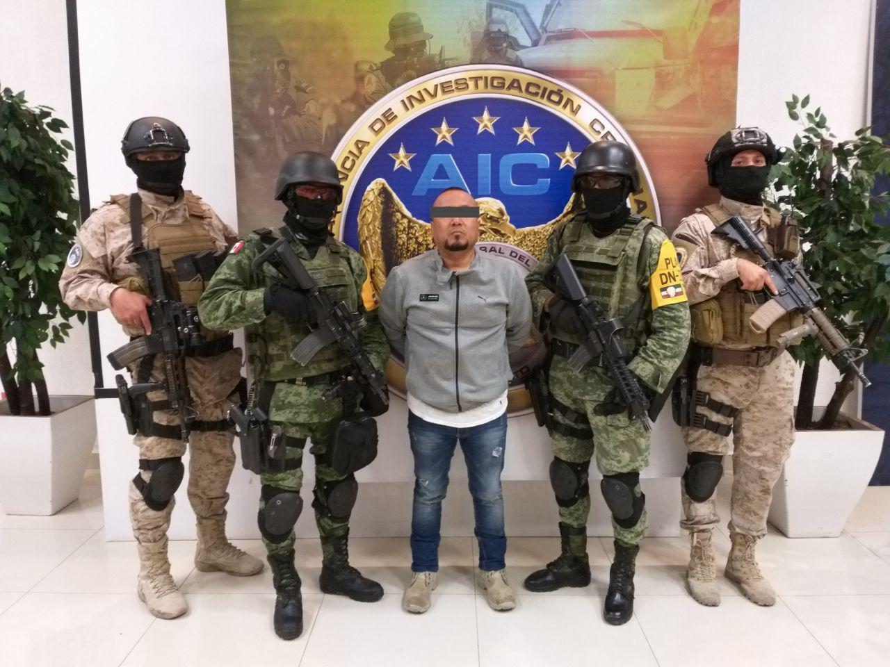 """""""El Marro"""" detenido por policías de Guanajuato, Guardia Nacional y el Ejército"""