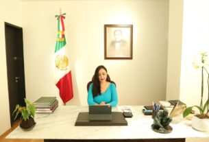 Patricia Durán Reveles anuncia ampliación de empresa