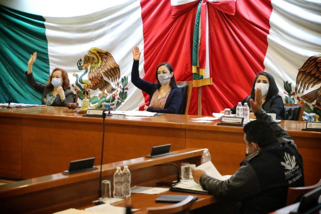 Patricia Durán rinde informe de programas anticovid