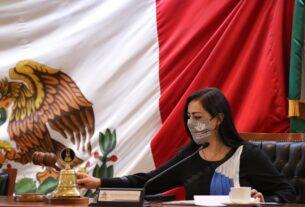 La alcaldesa Patricia Durán propone retorno a las actividades presenciales en Palacio de Naucalpan