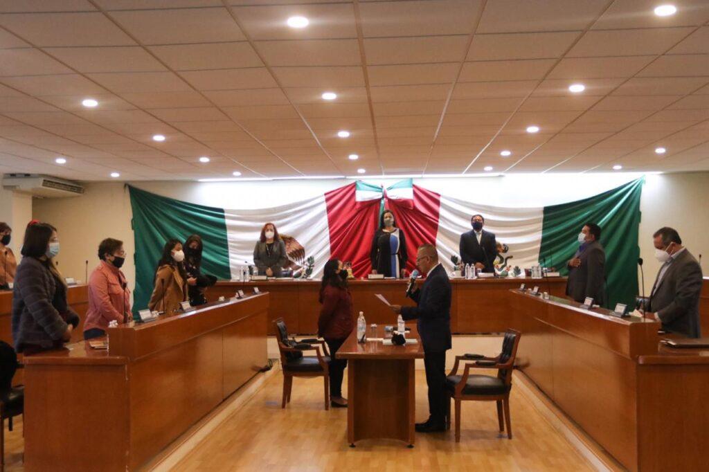 Nombran a Lizbeth Martínez Sánchez como la Oficial Calificadora del Municipio