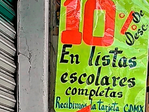 Cierre alternado de negocios en la Ciudad de México afecta las ventas