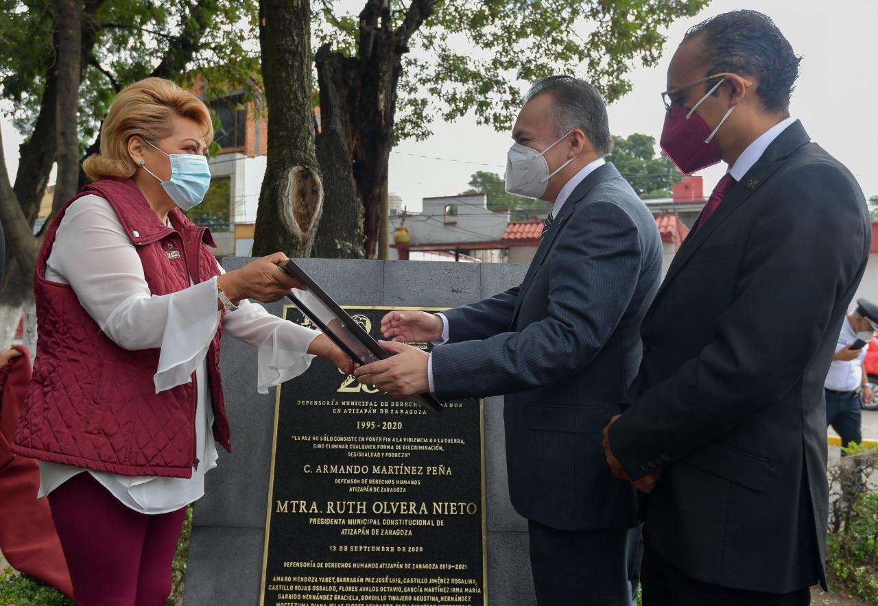 Aniversario de la Defensoría de Derechos Humanos de Atizapán de Zaragoza