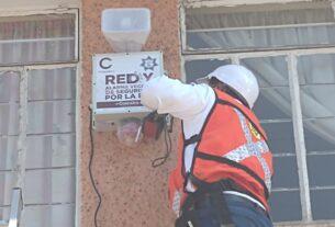 Mayor seguridad en Coacalco con alarmas vecinales