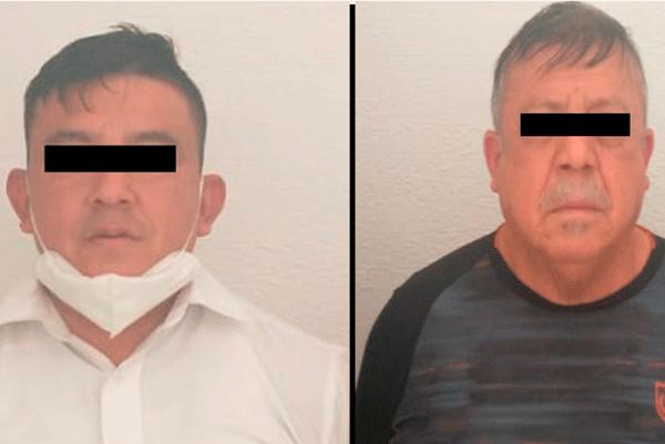 Detenidos en flagrancia con tarjetas robadas