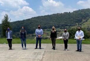 Avance de 70 por ciento de otro hospital en Huixquilucan