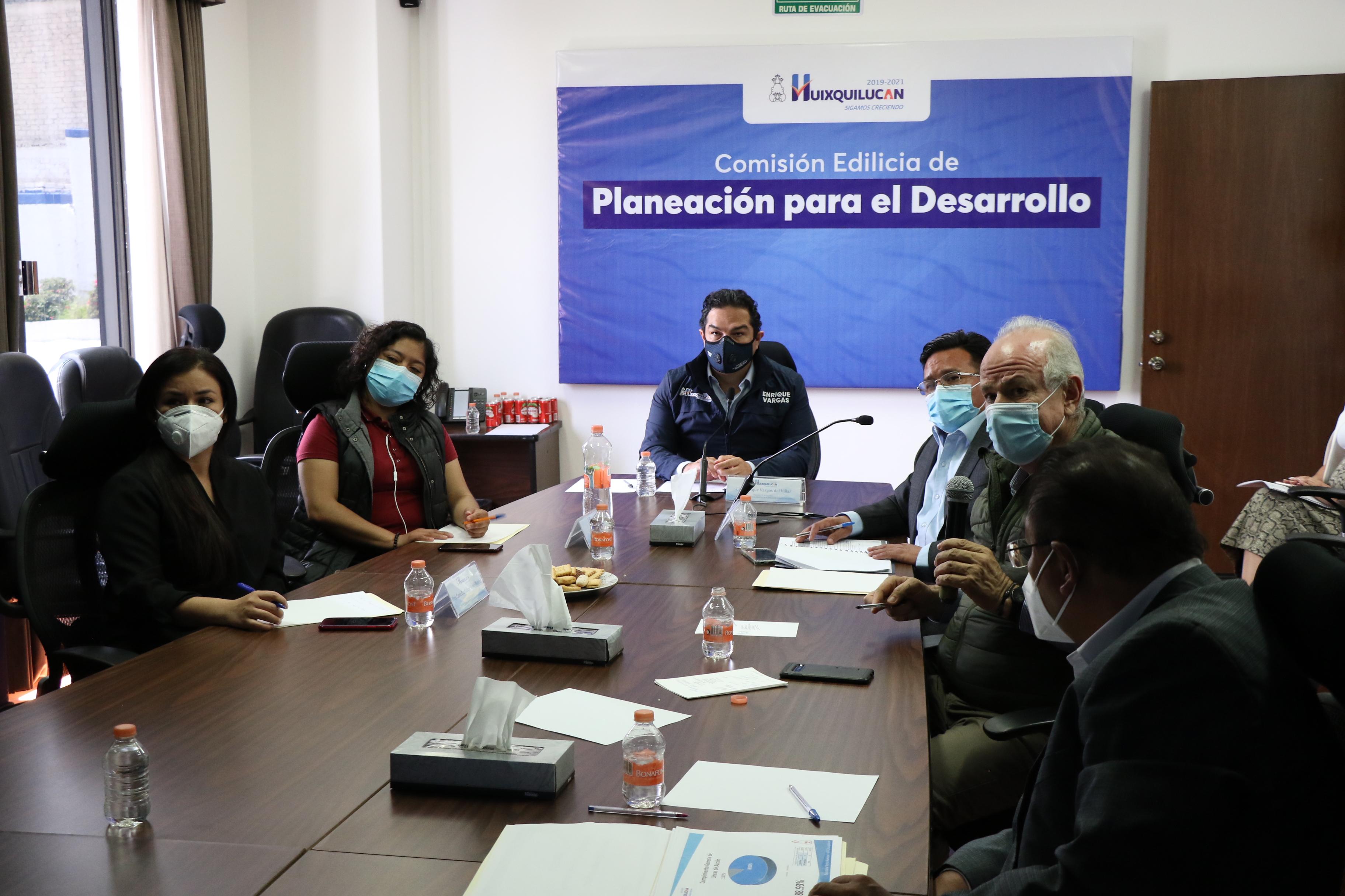 El gobierno de Huixquilucan tiene cumplidas políticas transversales al 100 por ciento