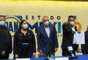 Dirigentes del PAN en Estado de México y Atizapán de Zaragoza