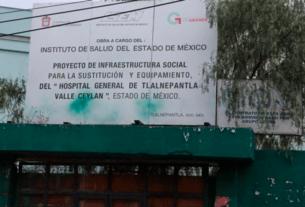 Hospital abandonado en Tlalnepantla
