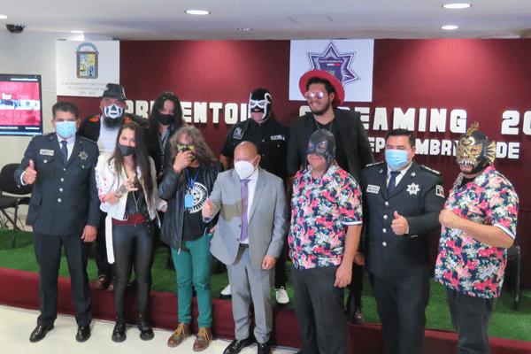 Grupos de rock urbano y ska que amenizarán conciertos en Tlalnepantla, con el alcalde Raciel Pérez