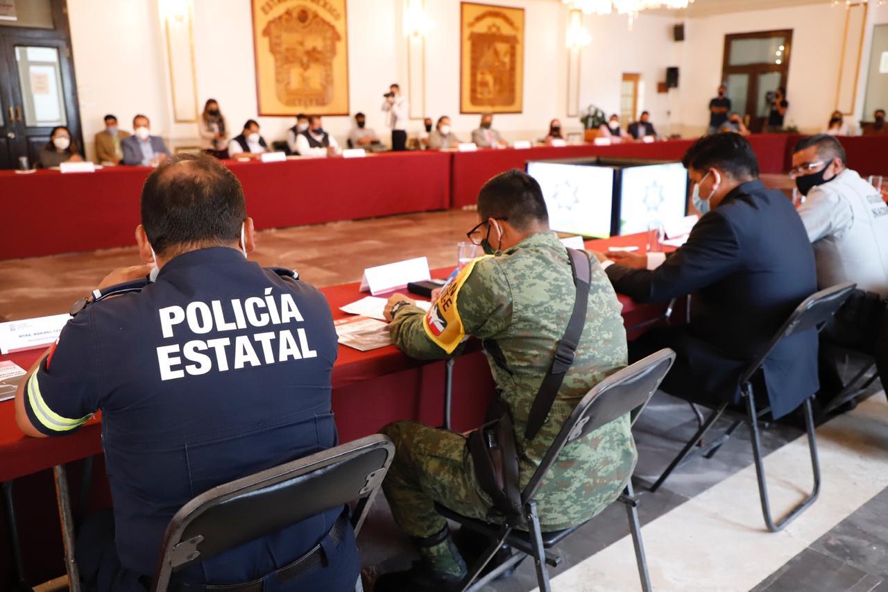 Trabajo conjunto de policía de Tlalnepantla para reducir crimen