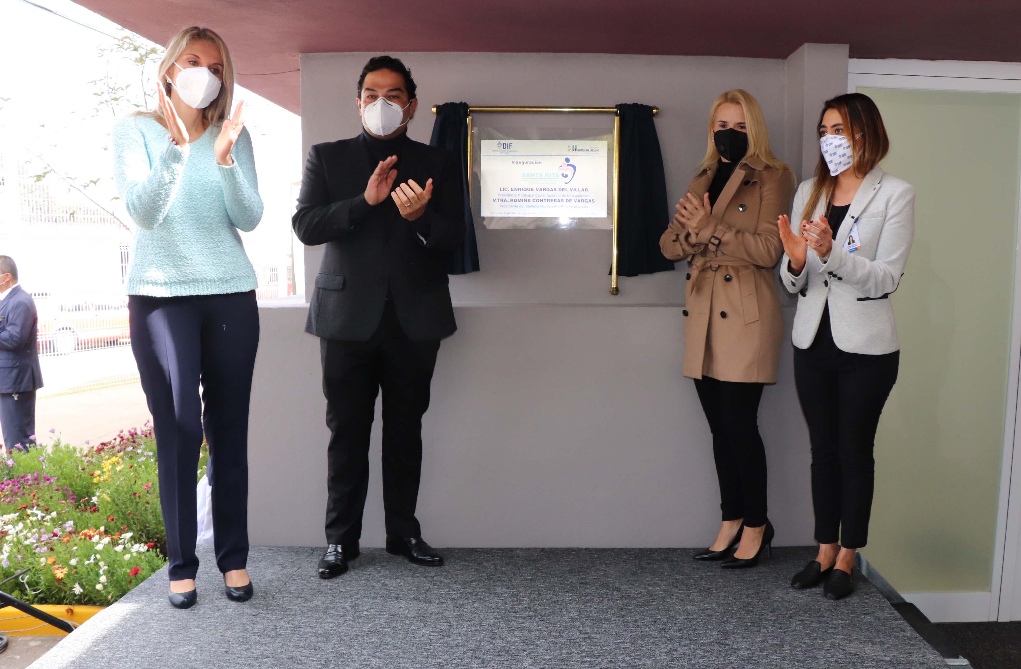 Mujeres podrán rehabilitarse de adicciones en Huixquilucan