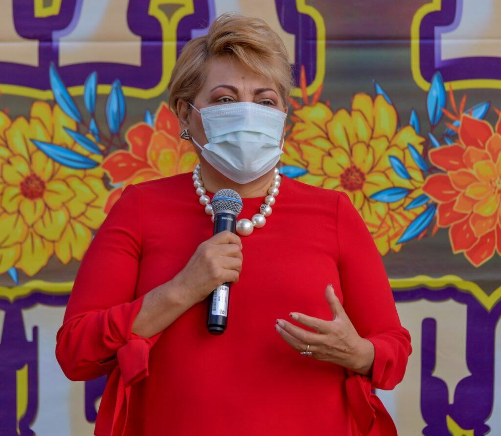 Ruth Olvera Nieto anuncia el Festival por Día de Muertos