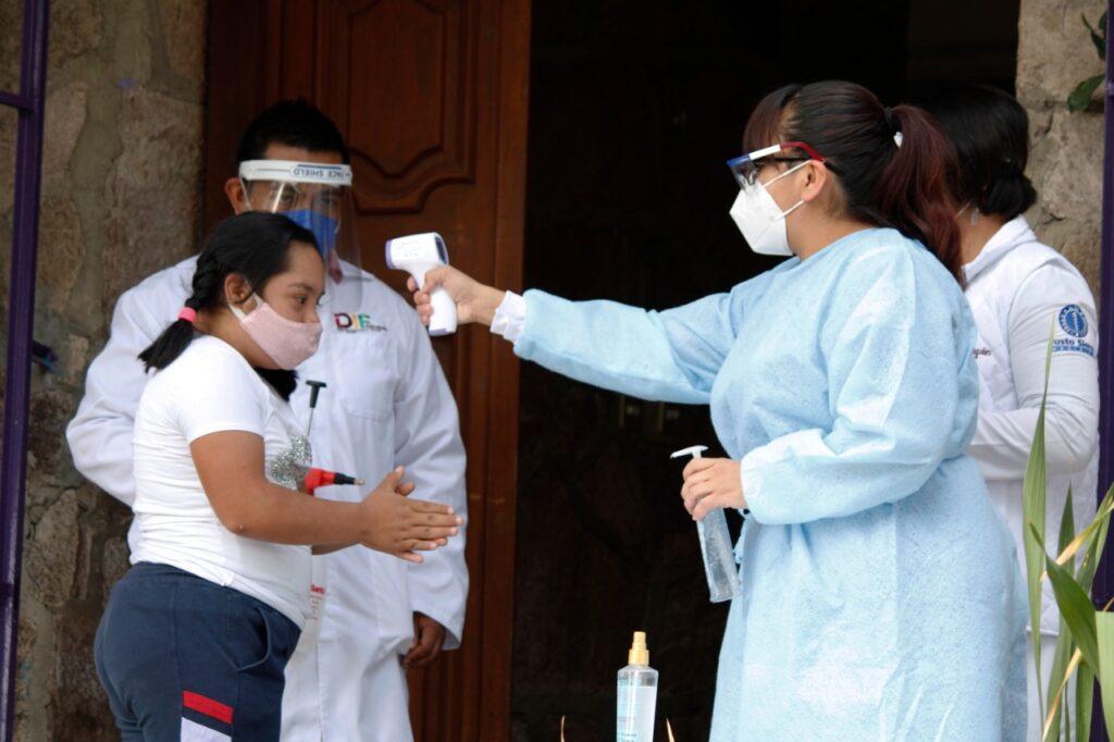 Control sanitaria en los CDC