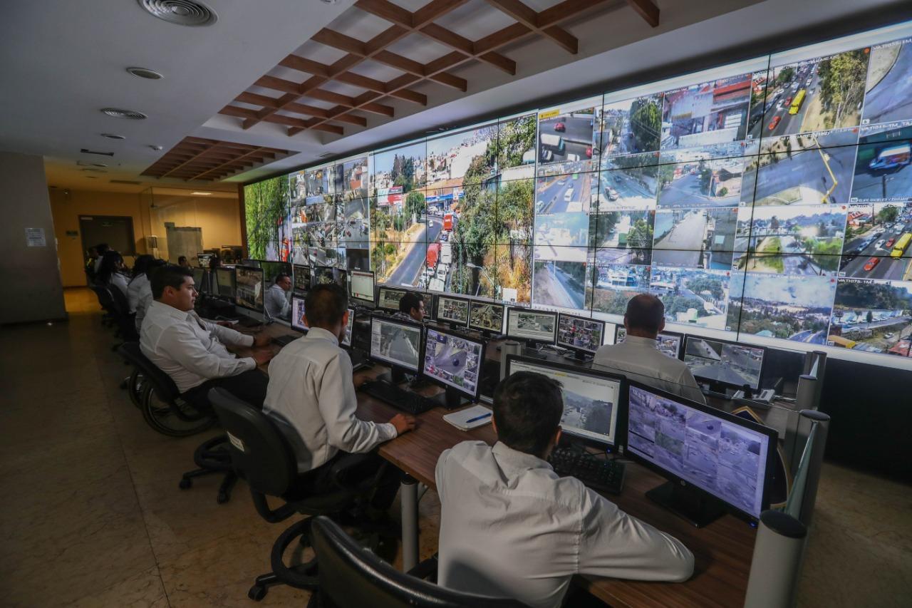 El C-4 previene delitos y actos de corrupción de la policía