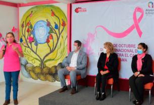 Historias de lucha contra el cáncer de mama en Atizapán