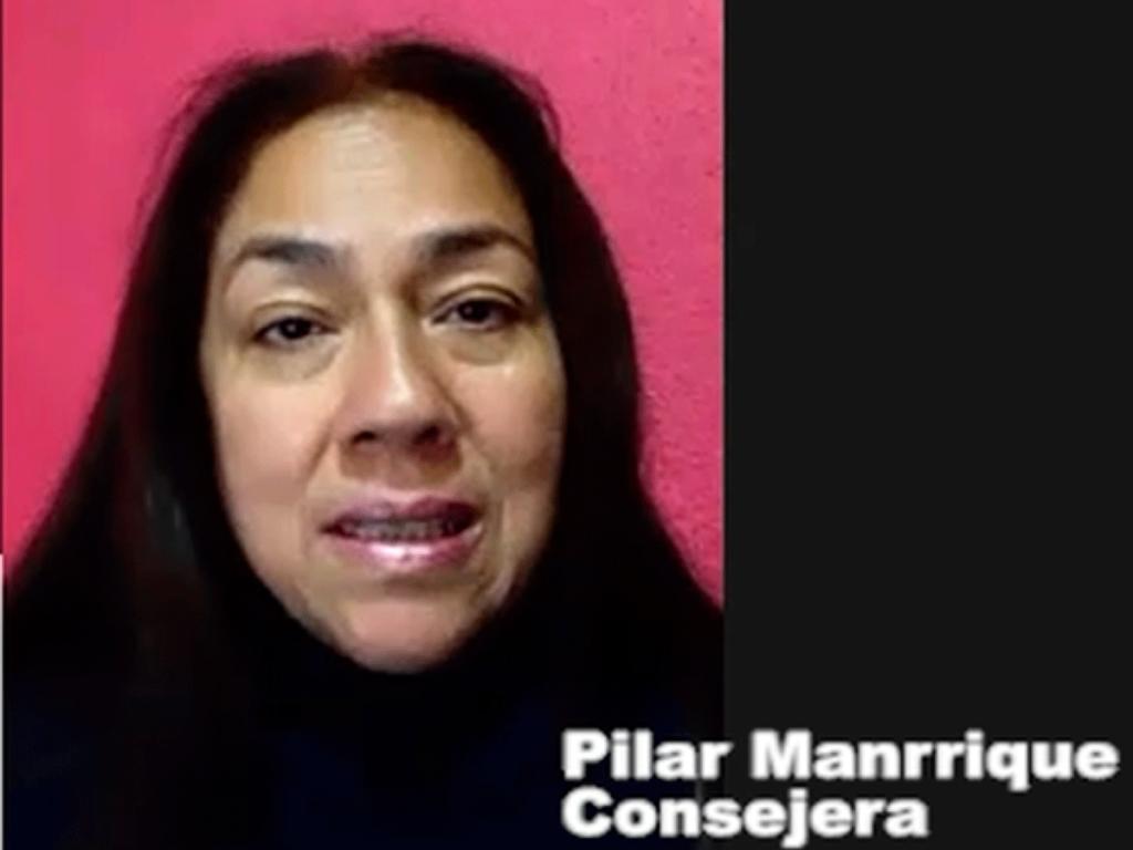 Consejera del Instituto de Política Laboral, Pilar Manrique Medellín