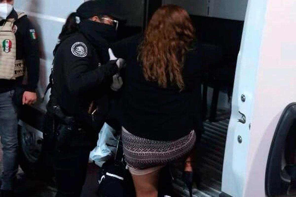 Rescatan a mujeres de trata de personas en La Paz y Tlalnepantla