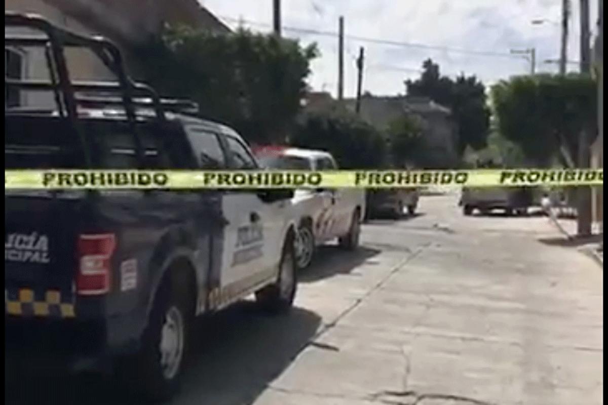 Otro ataque en Jaral del Progreso