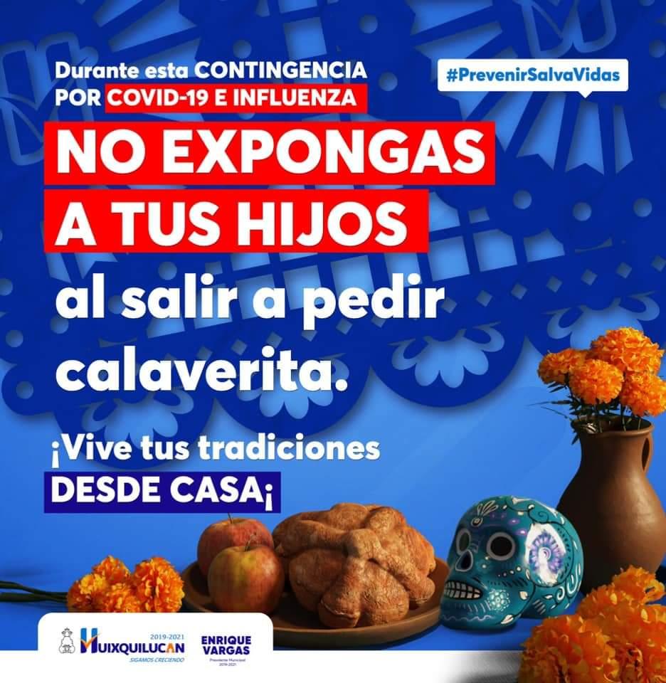 Recomendación saludable en Huixquilucan