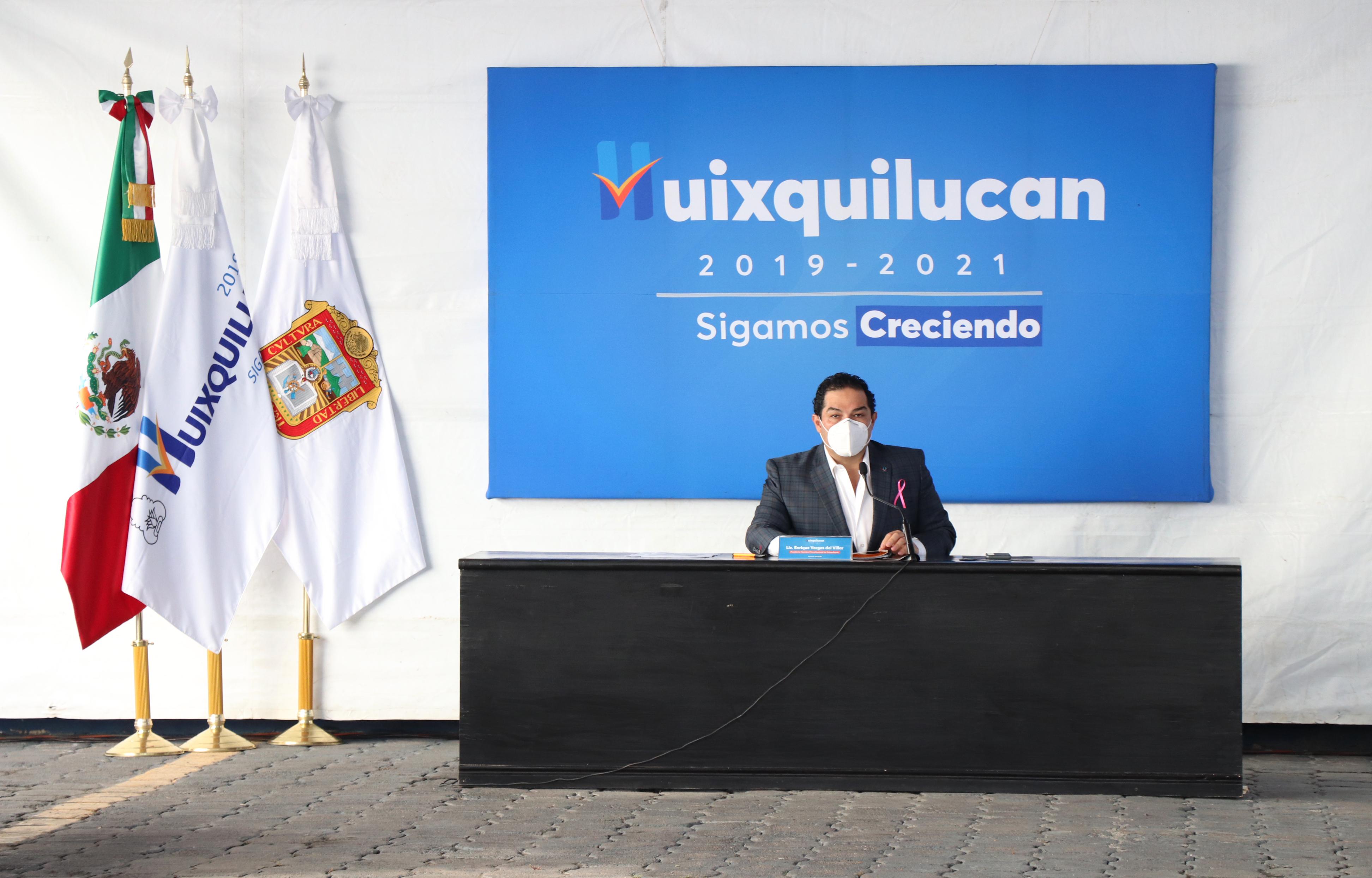 Enrique Vargas del Villar exhorta a mantenerse en casa en Día de Muertos