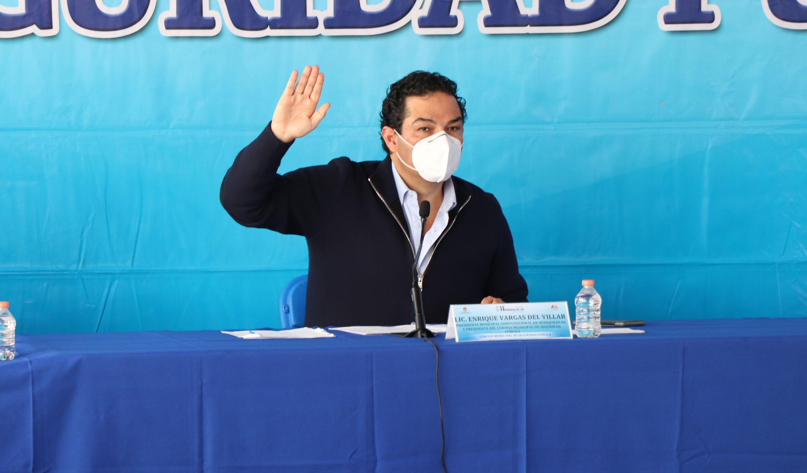 Enrique Vargas del Villar advierte que no habrá recursos para seguridad