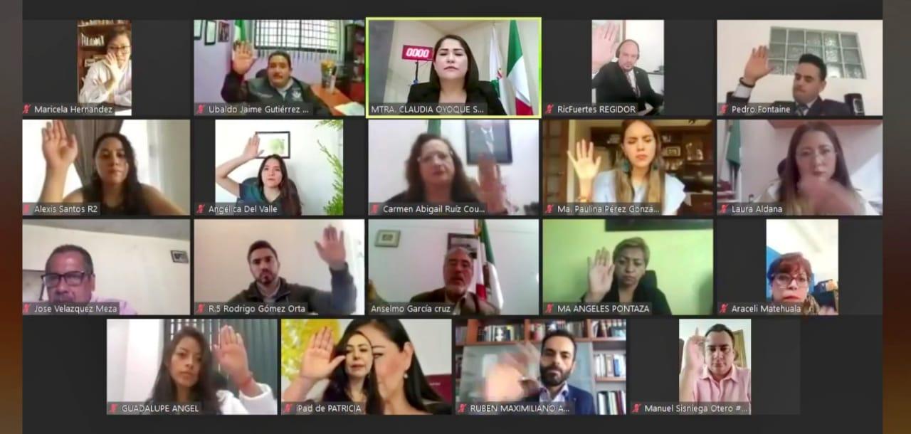 Conversatorio FES Acatlán, agrupaciones civiles y Gobierno de Naucalpan