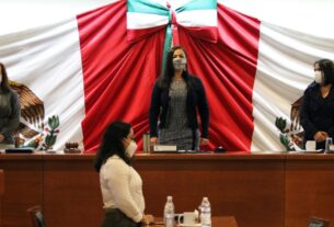 Patricia Durán Reveles, Gobierno de Naucalpan