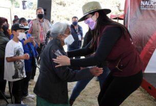 Personas de todas las edades fueron atendidas por la caravana de Salud