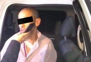Presunto feminicida preso en Tlalnepantla