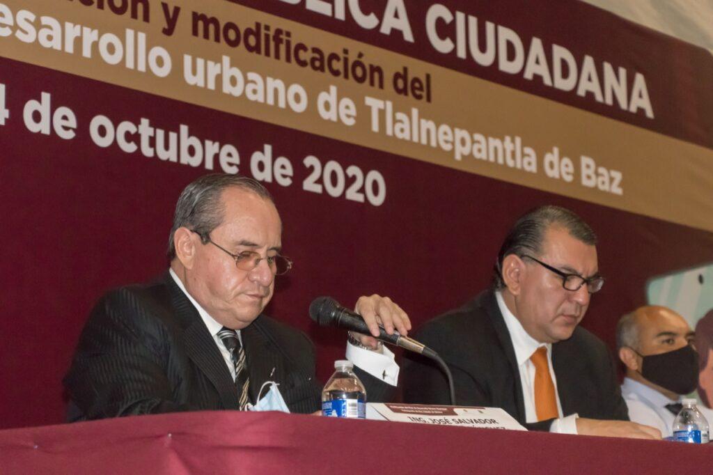 Salvador Castañeda Sánchez inaugura audiencias para el Plan Municipal de Desarrollo Urbano