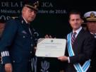 Salvador Cienfuegos detenido
