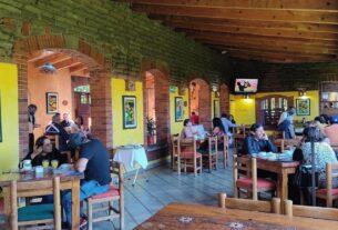 Aumentan ventas en restaurantes