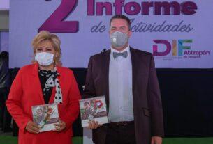 Informe DIF Atizapán