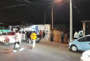 Fiesta clandestina frustrada por la policía de Atizapán