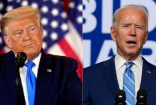 Trump destronado por Biden
