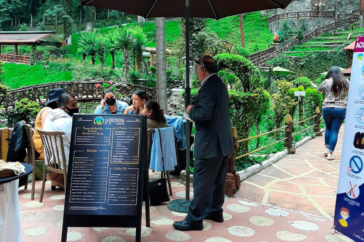 Imponen horarios por medidas sanitarias en Estado de México