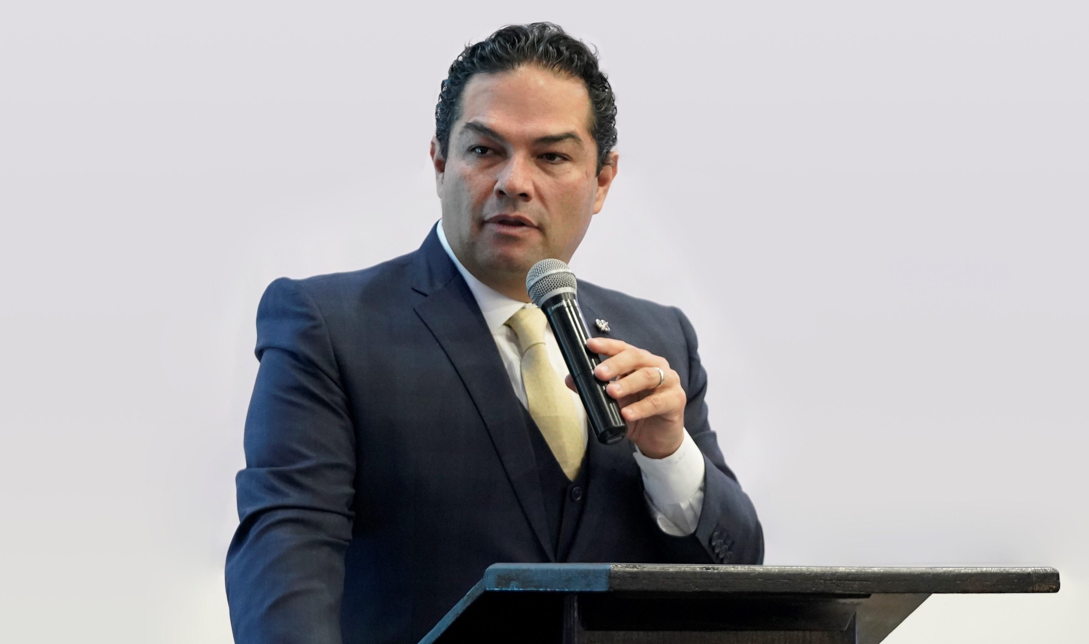 Enrique Vargas del Villar, presidente de ANAC